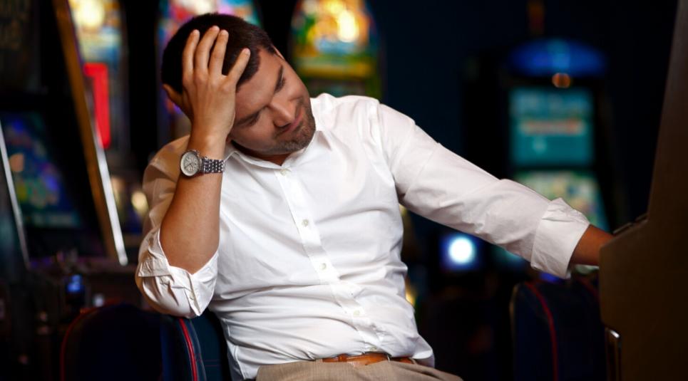 Glücksspielkrankheit